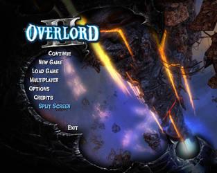 Overlord 2 - Menu by Lamaohi