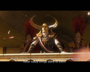 Emperor Solarius by Lamaohi