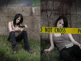 Do Not Cross. by PlaceInTheDirt