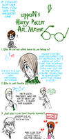Harry Potter and the Epic Meme by Hieislittlekitsune