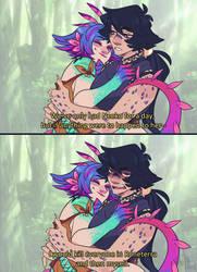 LOL - Kitic's Vow by Hieislittlekitsune