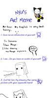 art meme by gimei
