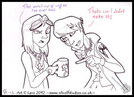 -Coffee- by Razmantyz