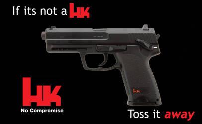 If Its Not An HK... by BlU-SkOrPiOn