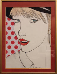 Taylor Swift by thcrane
