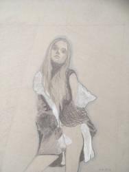 Abbey Lee Kershaw by thcrane