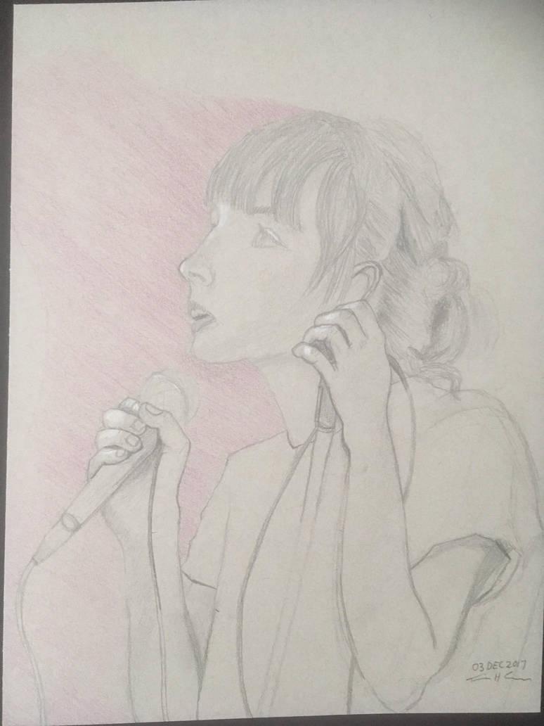 Lauren Mayberry by thcrane