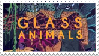 glass animals stamp by Folie--a--Dont