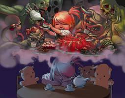 Dream - Colored by ArtofTu