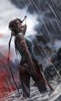 Tomb Raider Reborn Contest Entry by ArtofTu