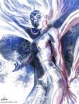 X-MEN: Storm by ArtofTu