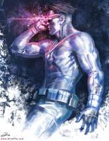 X-MEN: Cyclops by ArtofTu