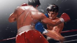 Liver Punch by ArtofTu