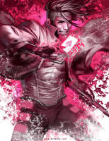 X-MEN: Gambit by ArtofTu