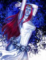 X-MEN: Mystique by ArtofTu