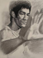 Bruce Lee by ArtofTu