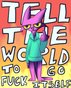Please Tell The World by Popsolan