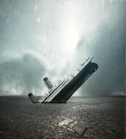 Sinking Ship by crilleb50
