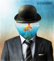Goldfish by crilleb50