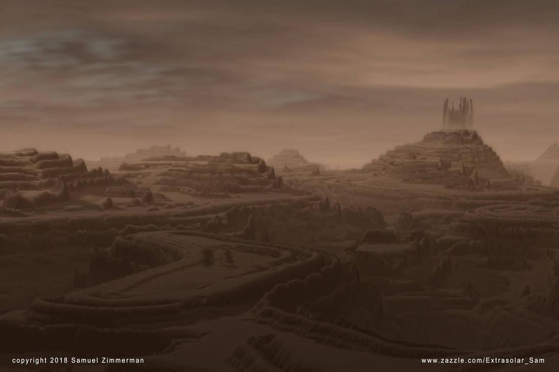 Ruins by SamuelZimmerman