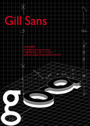 Gill Sans Final Cover by doomsterm