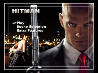 Hitman DVD Menu by doomsterm