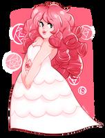 SU: Rose by nhiwi