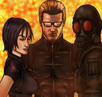 Mercenaries by CODE-umb87