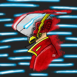 Speed Force by ortebcalain