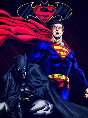 World's Finest: Countdown # 1 cover ( New Earth) by JCKutney21