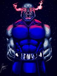 Darkseid by JCKutney21