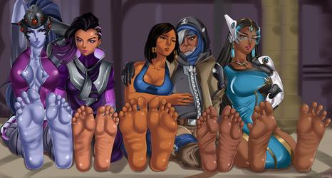 Commission: Overwatch II by JonathanBN