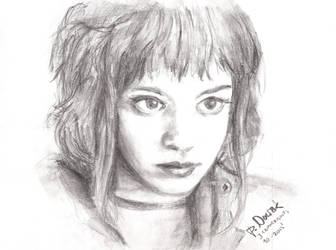 Ramona Flowers by JohnnyCopperboots