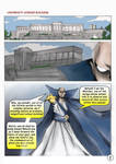 Quirk of Fate, Page One by MasterPlanner