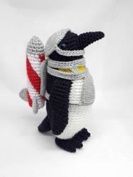 rocket penguin by MasterPlanner