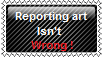Reporting Art is Okay, by Shadow-of-the-former
