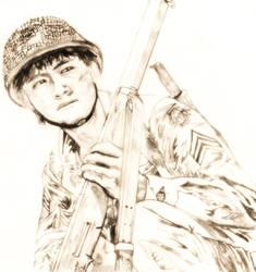 Johnny Sepia by Hamato-Michelangelo