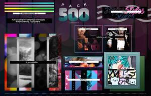 +500//pack. by rqinsun