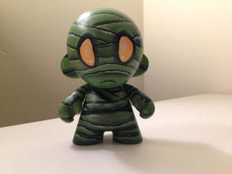 Amumu Mummy Munny by Driftingwood
