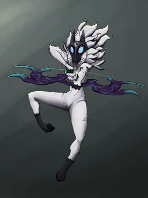 Kindred Lamb by Driftingwood