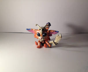 Mini Gnar Figurine by Driftingwood