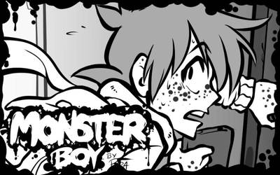 Monster Boy Has Updated! by ParaParano
