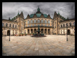 City Hall - Hamburg by matze-end