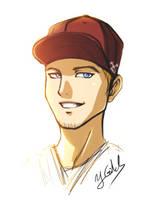 Sketch33152525 - Bolle Portrait #1 [28.12.14] by Gubnub
