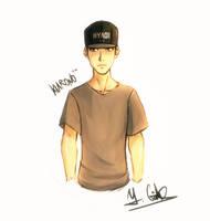 Kurono Fan-Art - [06.04.2015] FINAL by Gubnub