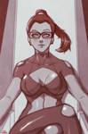 The Queen - Sketch23503546 - OC #2 by Gubnub