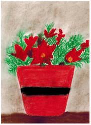 Flower Pot by 99GummyBears