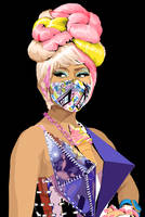 Nicki Minaj preview by RoudInWonderland