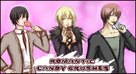 Romantic Candy Crushes by venus-eclipse