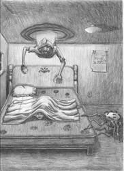 graphite nightmare by mastersmith